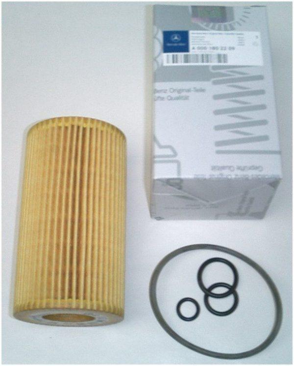 Oil Filter Kit for Mercedes Benz ML320 350 430 500 55 AMG-0