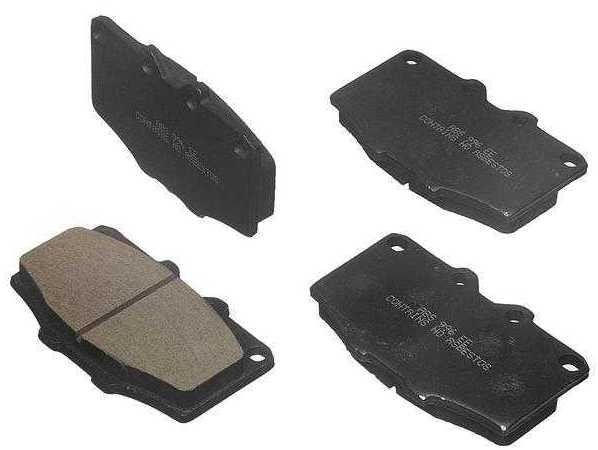 Disc Pads for Front Land Cruiser FJ40 FJ55 FJ60, Pickup, 4 Runner-0
