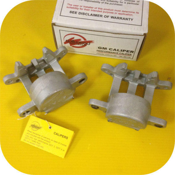 WILWOOD HP Front or Rear Disc Brake Conversion Calipers Pair-20287