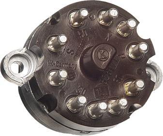 Key Starter Ignition Switch Volvo 140 160 240 260 Turbo-8999
