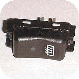 Defroster Switch Mercedes Benz 300 320 400 E SL 124 129-0