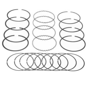 Piston Ring Set Toyota Pickup Truck 4Runner 85-96 22R 22Re .020 Over-0