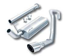 Borla Exhaust for 4 Runner 4, 6 cyl LTD-0