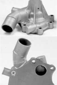 Water Pump 2F fits 1/75-8/76-0