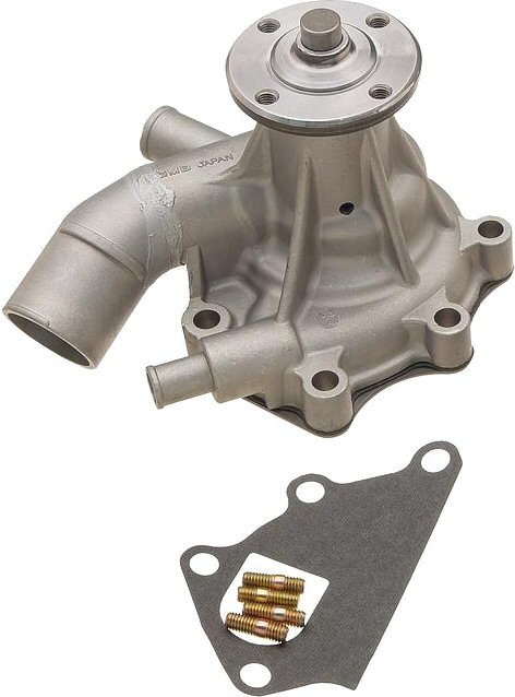 Water Pump Toyota Land Cruiser FJ40 FJ60 w/ cooler 2F-0