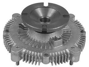Fan Clutch fits 1/79 to 7/82 P'up-0