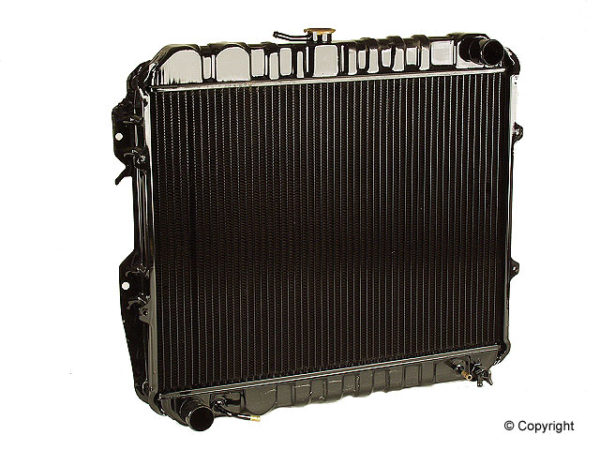 Radiator fit 84 to 85 P'up-0