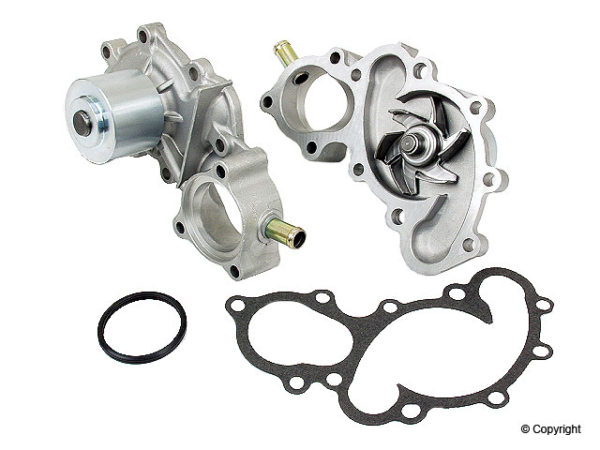 Water Pump for Toyota 4Runner T100 Tacoma Tundra Truck V6-0