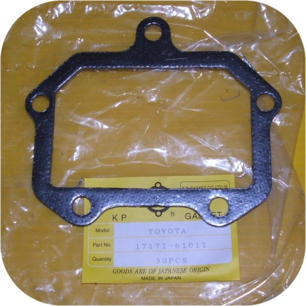 Heat Riser Exhaust Manifold Gasket fits 75 to 87 2F-0