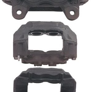 Right Front Brake Caliper 93-97 FzJ80 Land Cruiser Lexus LX450-0