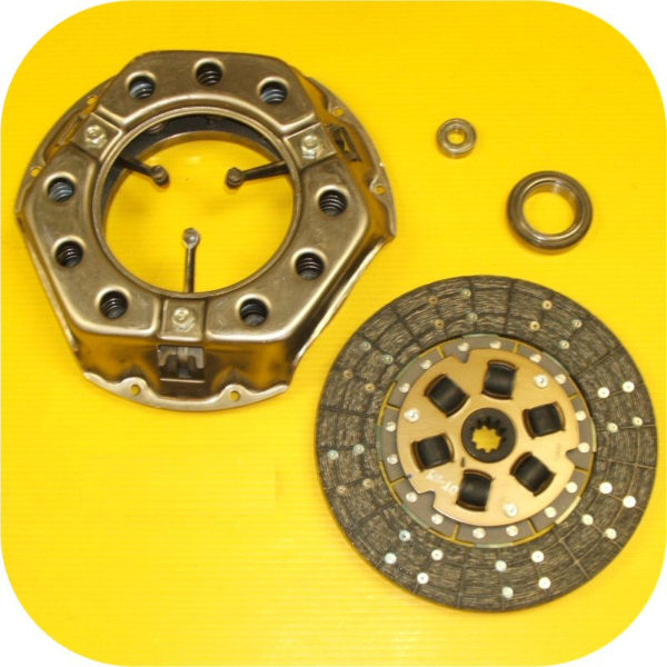 Clutch Kit Toyota Land Cruiser FJ40 FJ55 62-74 1F 3 spd Disc Pressure Plate TO-0