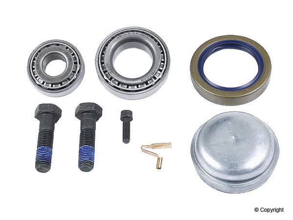 Front Wheel Bearing Kit for Mercedes 190E 260E 300 300 e D te td 560SL E300 E320-0