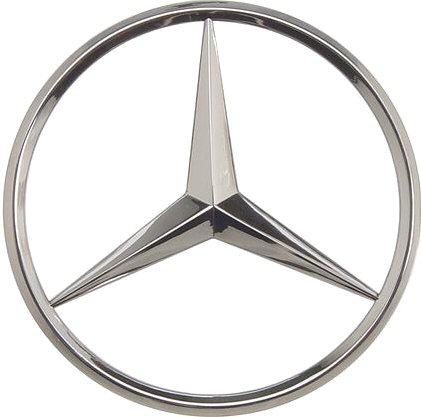 Mercedes Benz Trunk Star Emblem C220 C230 C280 C36 202-0