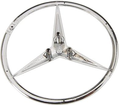 Mercedes Benz Trunk Star Emblem C220 C230 C280 C36 202-3354
