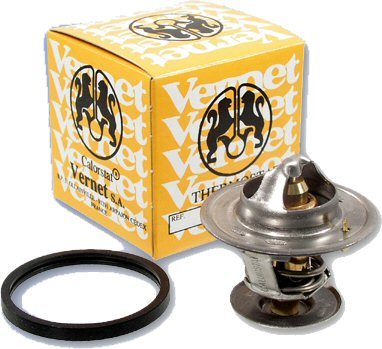 92c Thermostat Volvo 850 960 C70 S40 S60 S70 S90 V40 V70 V90 with gasket-0