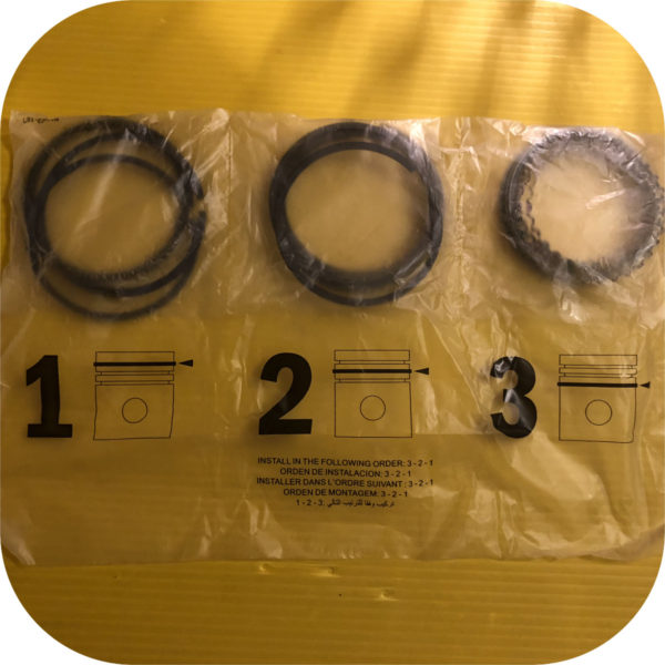 Piston Ring Set for Toyota Land Cruiser 2F FJ40 FJ60-22234