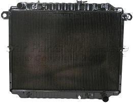Radiator for Land Cruiser UzJ100 Lexus LX470 98-06-0
