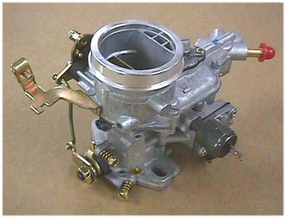NEW Weber 34 ICH Carburetor Carb Solex Rover-0