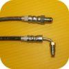 Clutch Master Cylinder to Slave Cylinder Line Hose Land Cruiser FJ40 3spd-16753