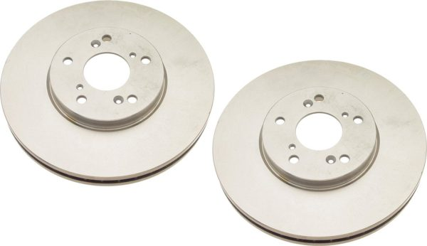 2 Rear Disc Brake Rotors Honda S2000 00-05 F20C1 F22C1-0