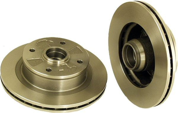 Front Brake Disc Rotors Mazda RX-7 RX7 84-85 13B GSL-SE-0