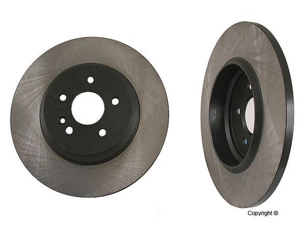 Rear Disc Brake Rotors Mercedes Benz ML430 ML500 ML55-0