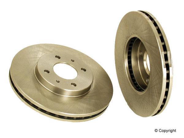 Resr Brake Rotors for Nissan 300zx 90-96 turbo VG30DE VG30DTT-0