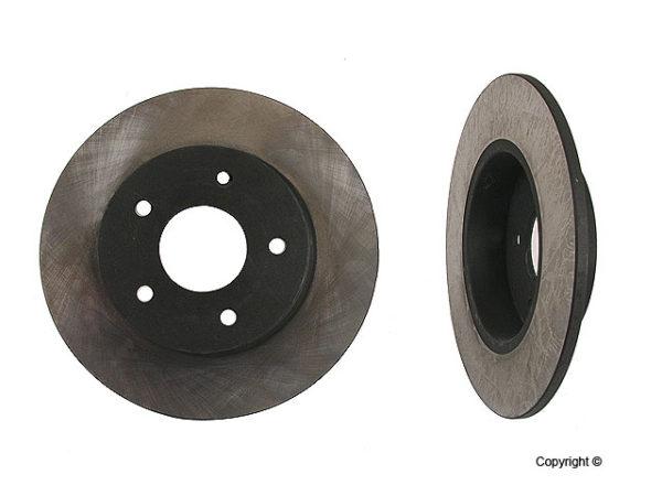 Rear Brake Rotors for Infiniti I30 I35 Nissan Maxima VQ30DE-0