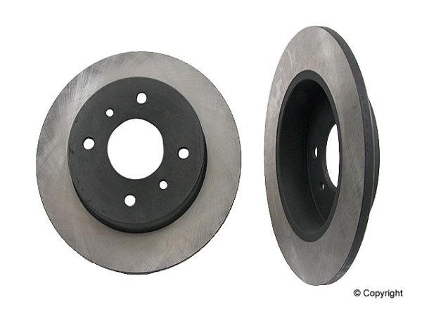 Rear Brake Rotors for Infiniti G20 Nissan Altima Sentra Stanza-0