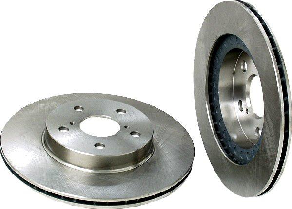 Front Disc Brake Rotors Toyota Rav4 Rav-4 96-00 PAIR-0
