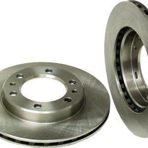 Front Brake Disc Rotors Toyota Land Cruiser FJ60 FJ62, 81-90 FJ40-0