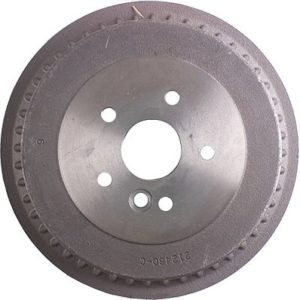 One Rear Brake Drum Toyota Sienna Van 98-02-0
