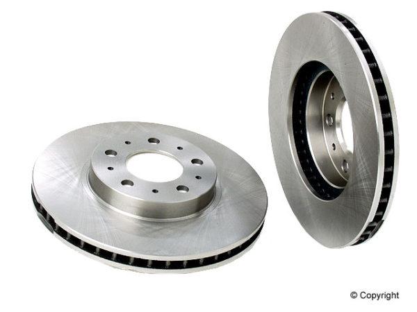 Front Disc Brake Rotors Volvo C70 S70 S90 V70 V90 XC70-0