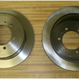Rotor, REAR Disc Brake for 91-97 LC-0