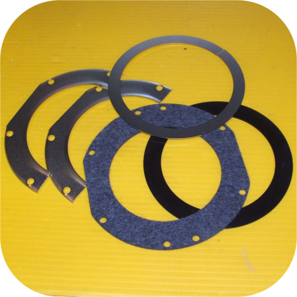 Rear Seal Kit for Toyota Land Cruiser Pickup and 4Runner-0