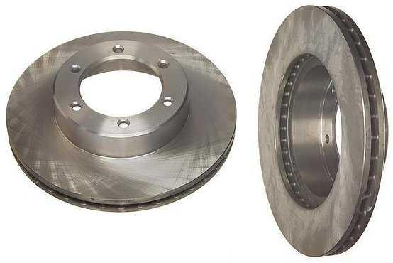 Front Brake Disc - 4WD T100-0