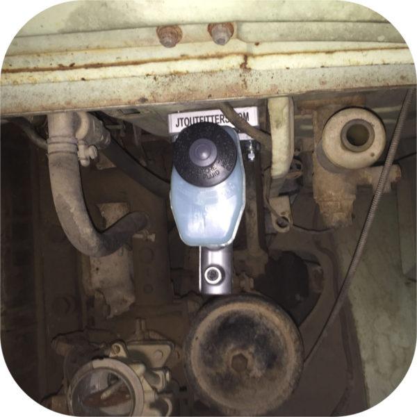 Tandem Brake Master Cylinder Firewall Adapter for Toyota Land Cruiser FJ40 FJ45-21262