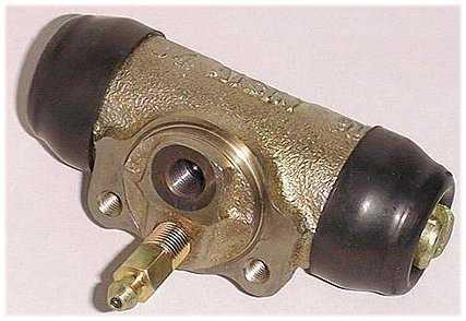 Rear Wheel Cylinder - T100-0