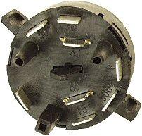 Key Ignition Switch Audi 80 90 100 200 A4 A6 A8 Quattro-8584