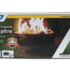 Portable Folding Propane Fire Pit Campfire Camping Survival Style Camper RV Lava-6681