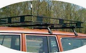"Safari Roof Rack 50"" x 60"" x 5""-0"