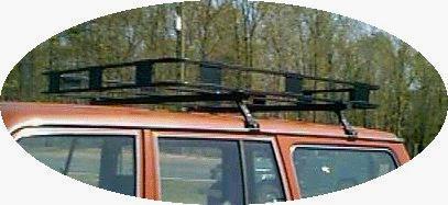 "Safari Roof Rack 50"" x 60"" x 5""-0"