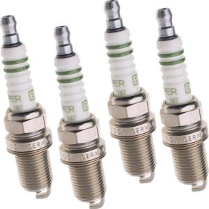 4 Spark Plugs for Daihatsu Rocky FR 7 DCX-0
