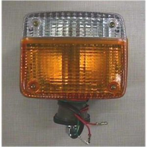 Driver's Side Late Model Front Turn Lamp High Quality-0