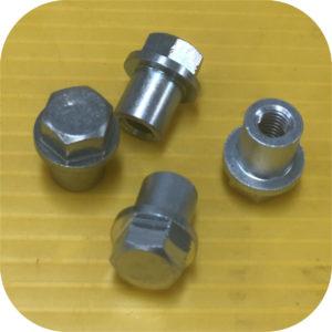 4 Valve Cover Nuts for Toyota Land Cruiser Fits 81-87 2F FJ60 FJ40-0