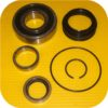 Rear Axle Wheel Bearing Kit for Toyota Pickup 4Runner Tacoma T100-0
