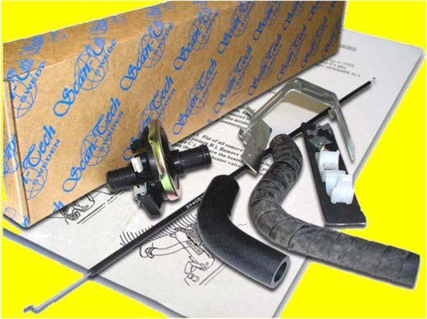 Heater Control Valve Kit Volvo 142 144 145 164 240 242 244 245 262 264 265-0