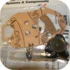 Weber Carburetor 34 ICH ICT Rebuild Repair Kit Carb w/o float choke overhaul-19105