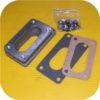 Weber Carb Manifold Adapter for Toyota Corolla 2TC 3TC 4AC-0