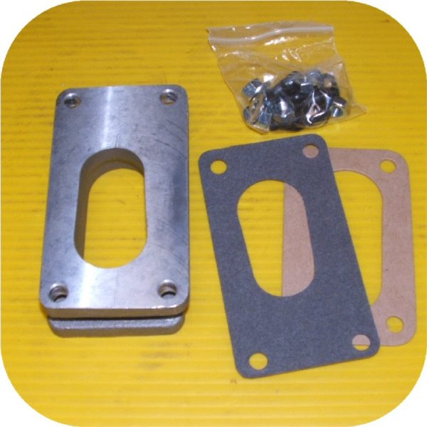 Weber Carb Manifold Adapter for Toyota Corolla 2TC 3TC 4AC-18192